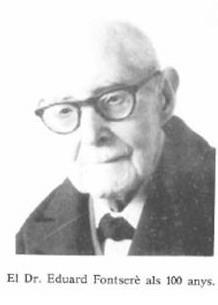 Dr. Eduard Fontserè