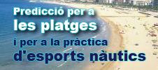 Predicció per a les platges i per a la pràctica d'esports nàutics