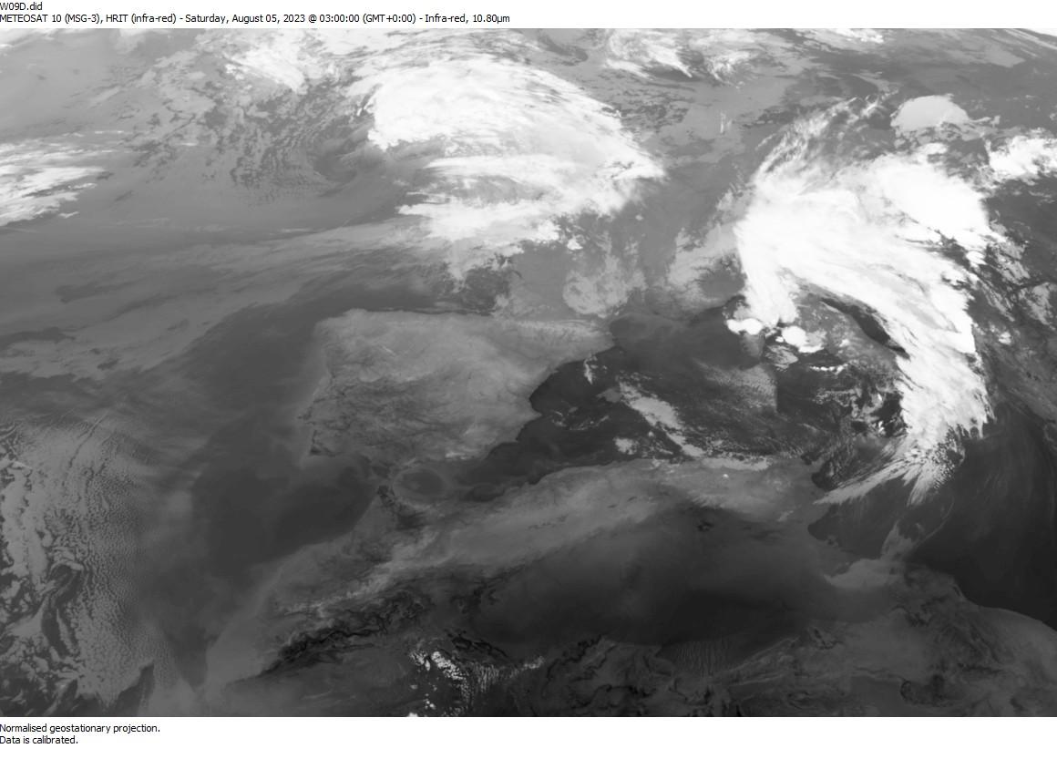 Imatge satèl·lit
