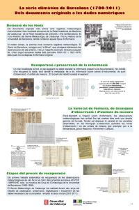 Poster 3 Sèrie Barcelona