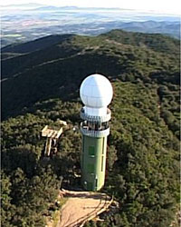 Radar de Puig d'Arques
