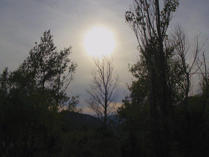 Corona solar.