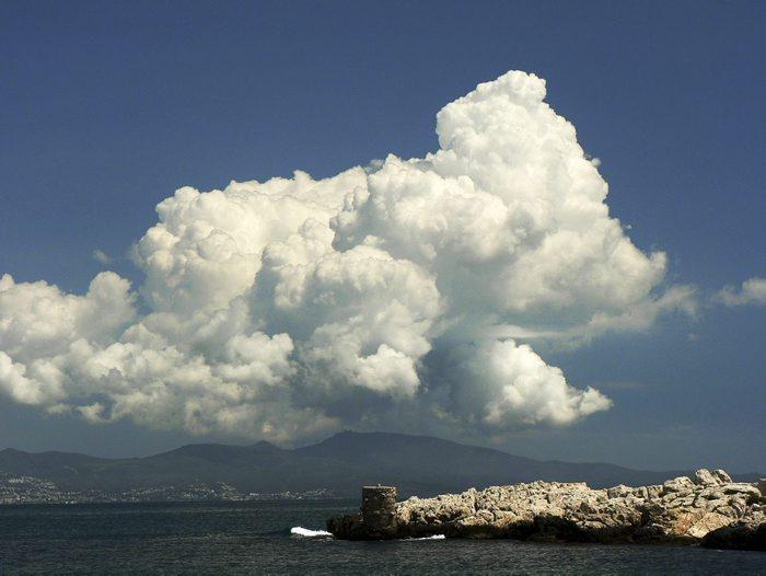 De cúmuls a cumulonimbus