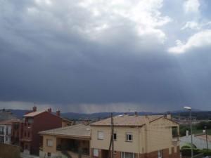Cúmuls i cumulonimbus