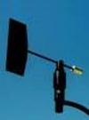 Sensor de la direcció del vent, penell