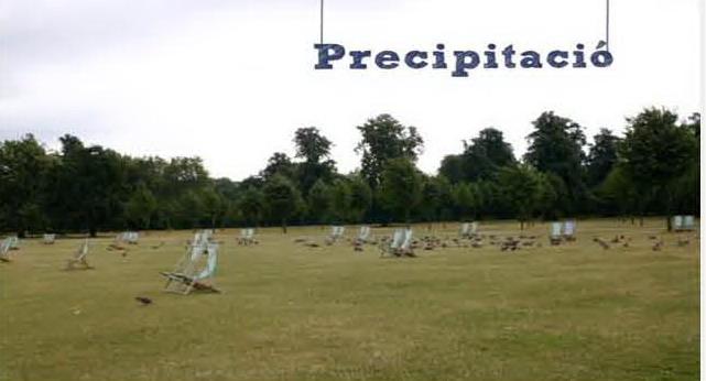 La precipitació
